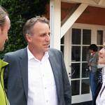 Viola von Cramon und Stefan Wenzel zu Besuch bei der Heinz-Sielmann-Stiftung