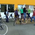 Eindrücke von der Radtour