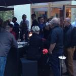 After-Work-Party im Holztal