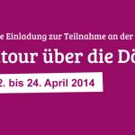 22. bis 24. April 2014 Besuch aller Duderstädter Dörfer.